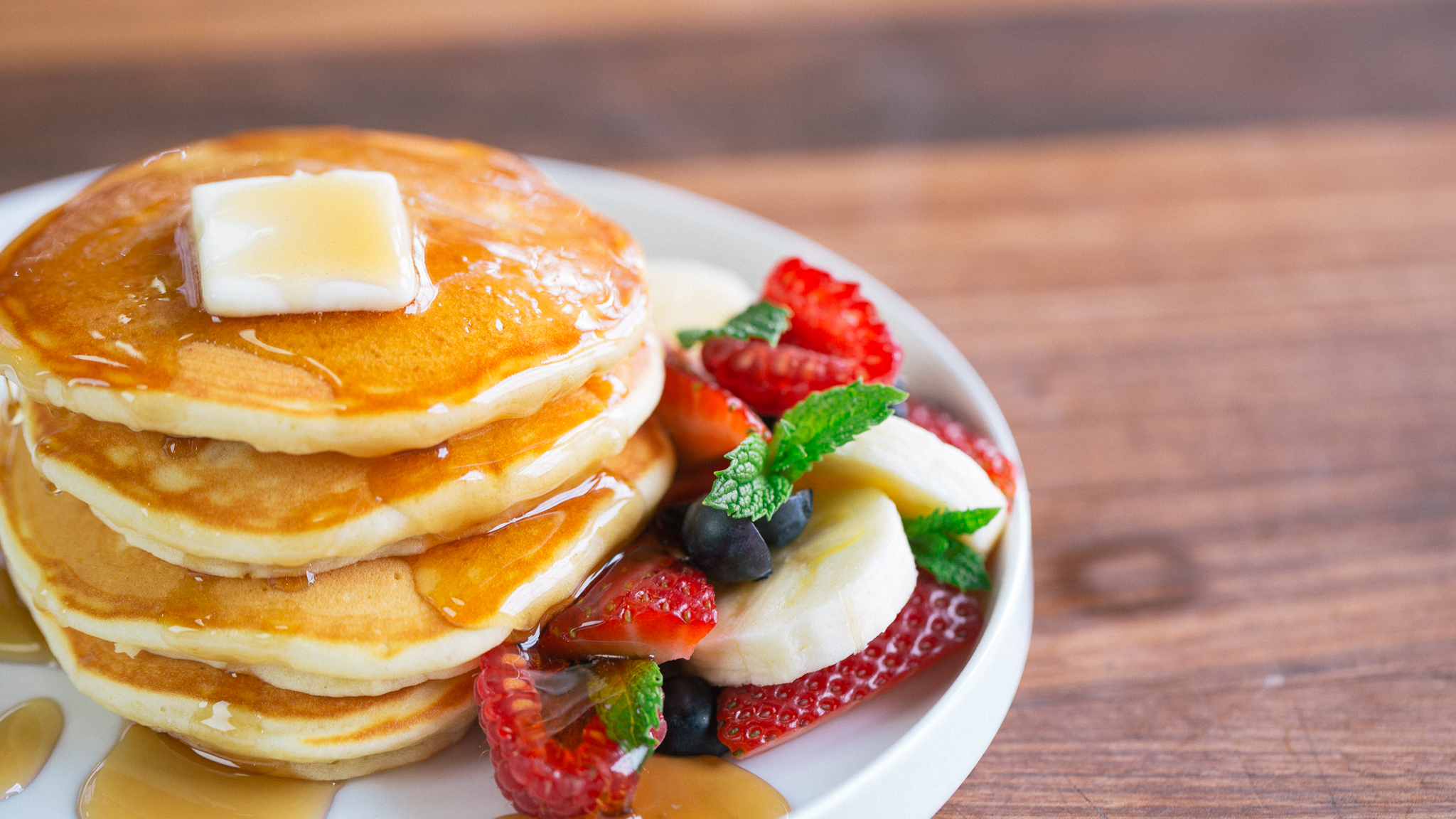Light fluffy pancakes recipe chefsteps ccuart Choice Image
