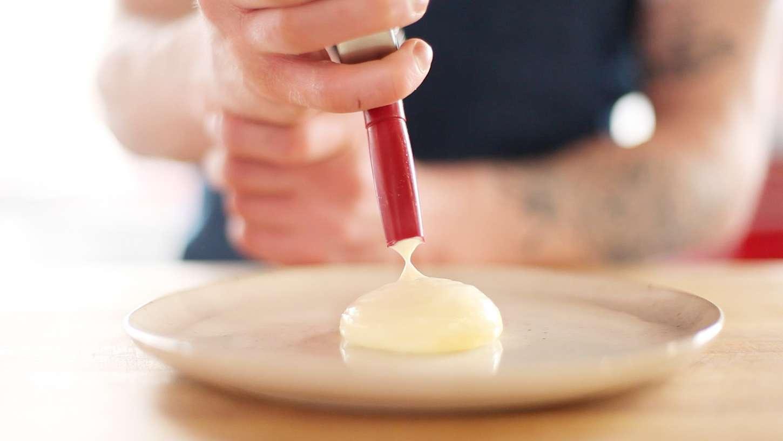 Perfect Hollandaise Original Sous Vide Recipe Chefsteps