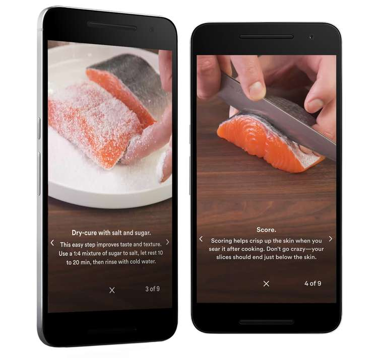 Joule app chefsteps every sous vide guide comes preloaded with quick videos thatll teach you new techniques and help you get the best results forumfinder Choice Image