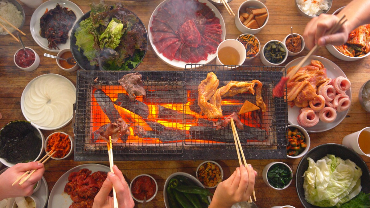 Family Meal Korean Barbecue Chefsteps