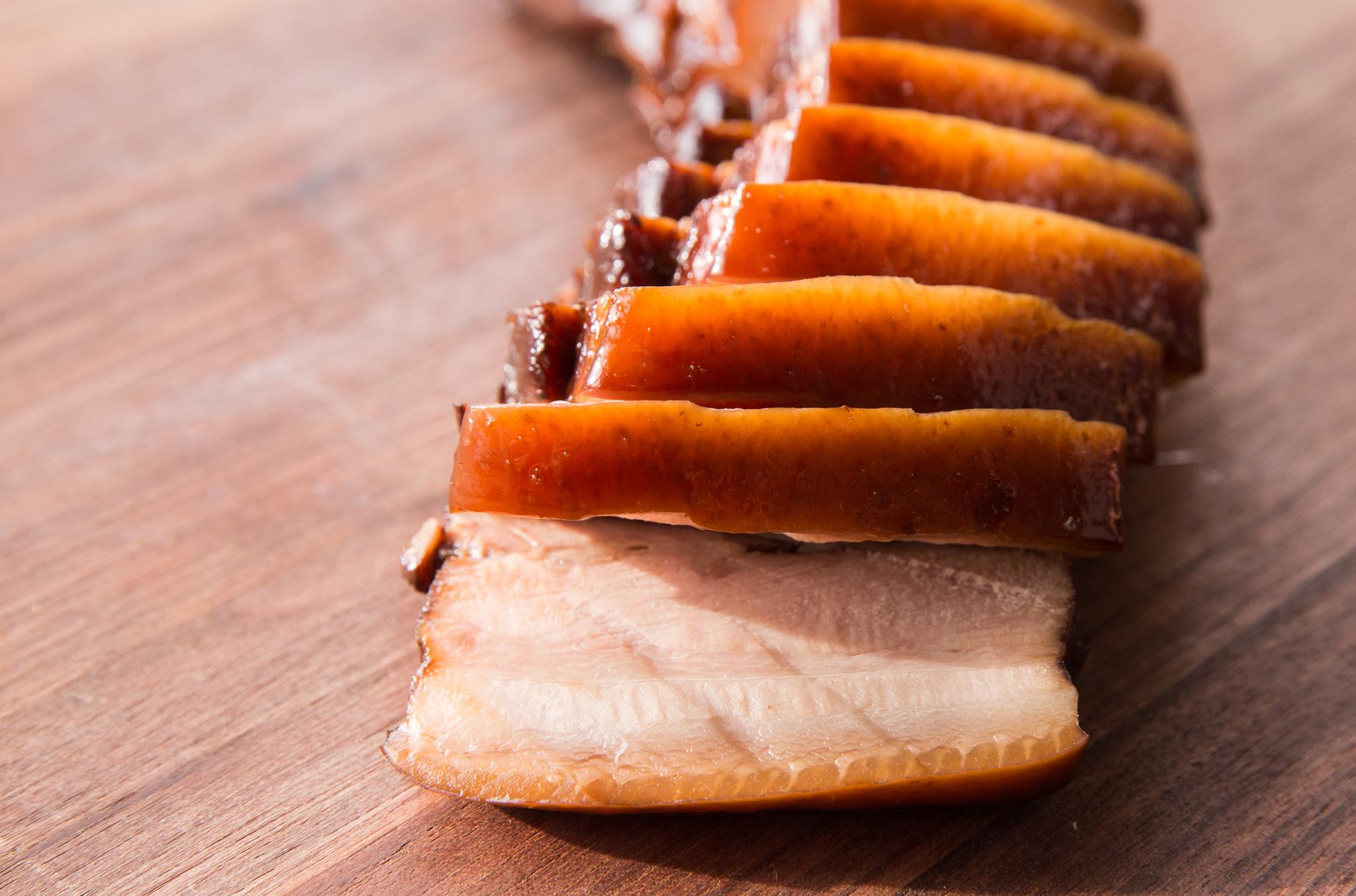 Recipe sous vide pork belly