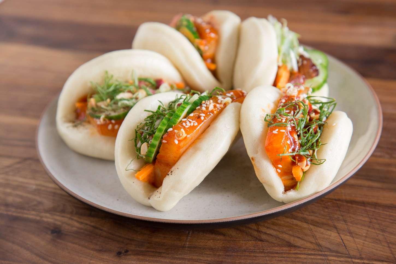 Squishy Steam Bun : korean steamed buns