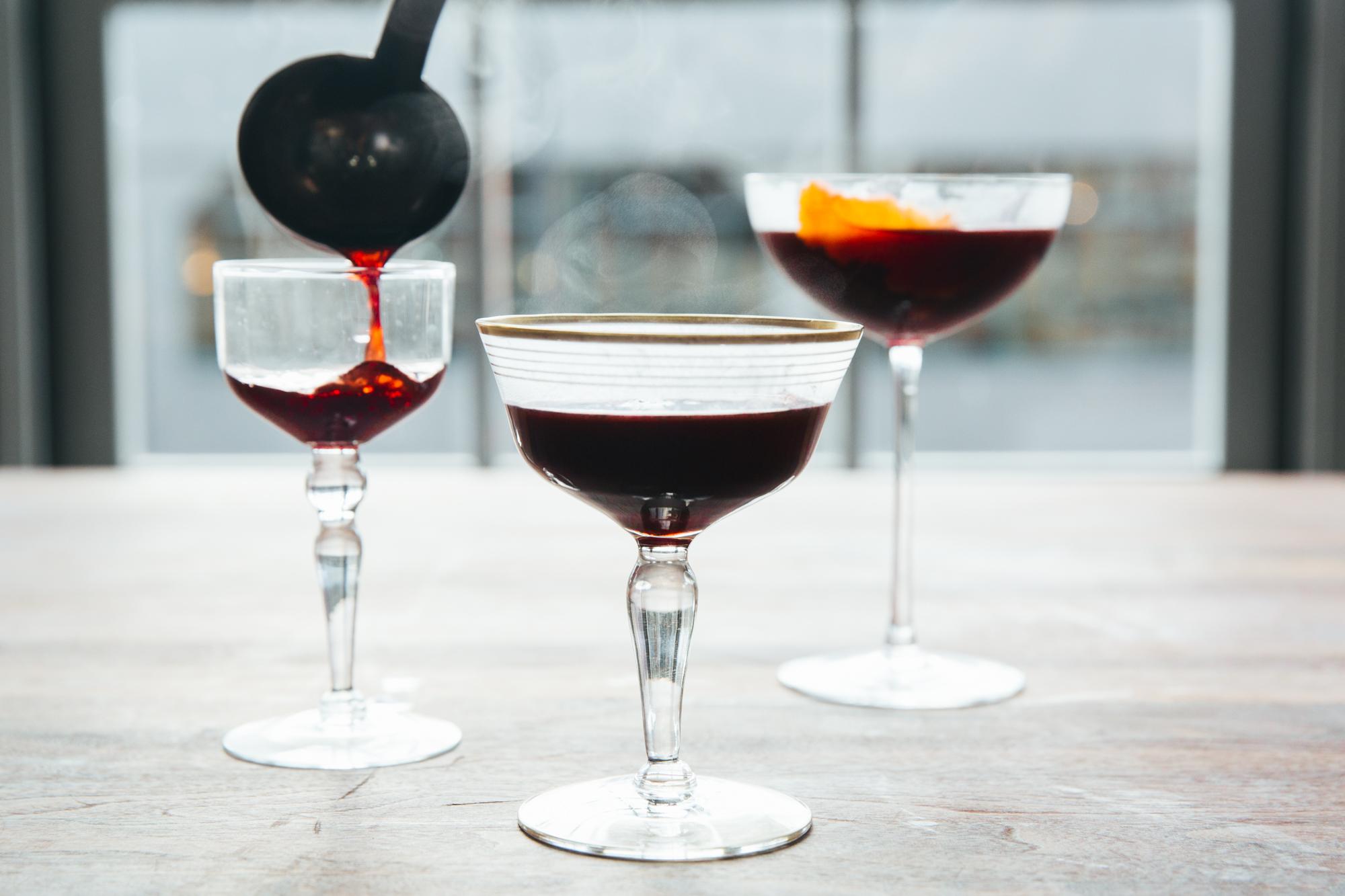 Mulled şarap nasıl yapılır