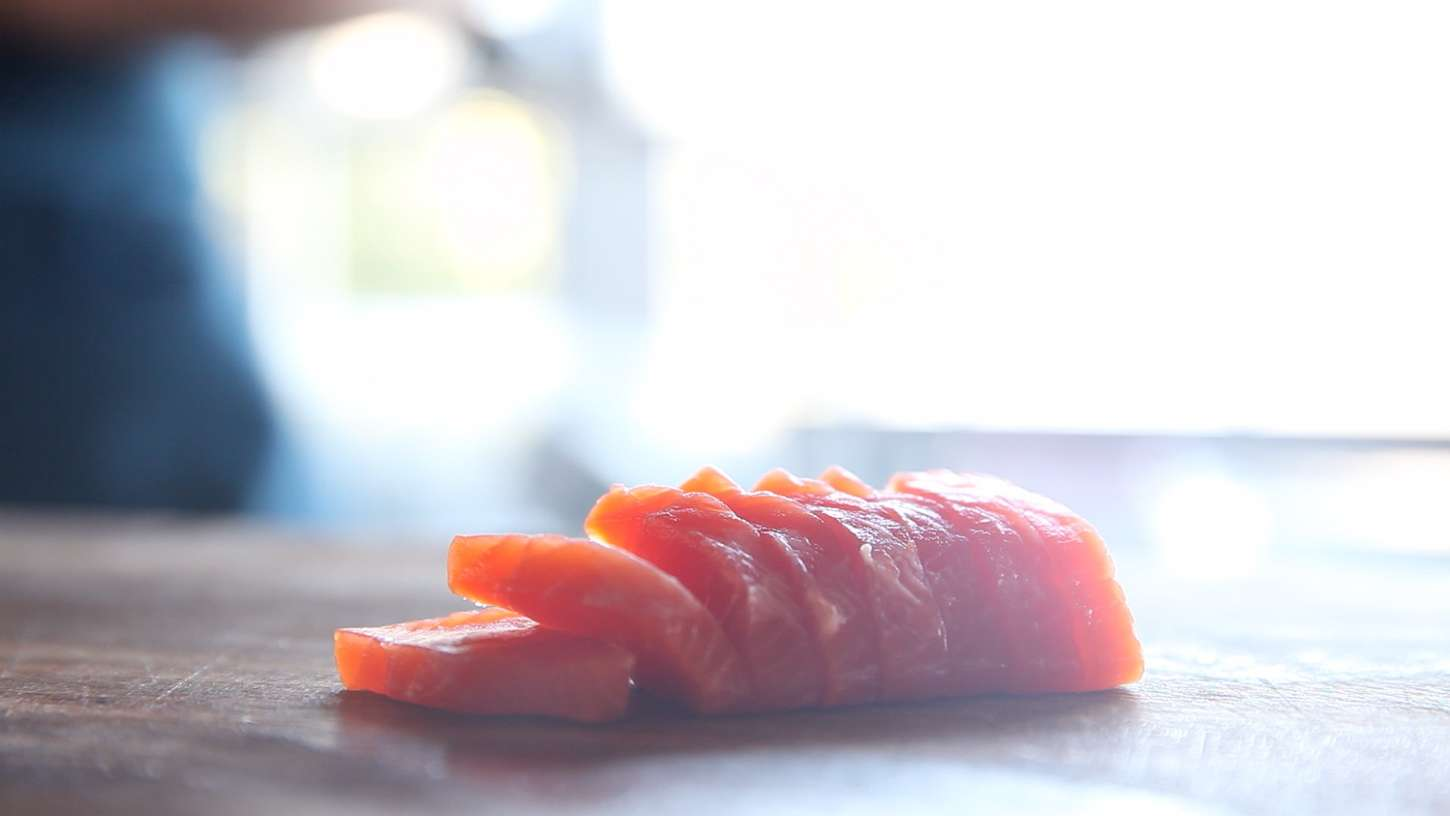Quick-Cured Salmon