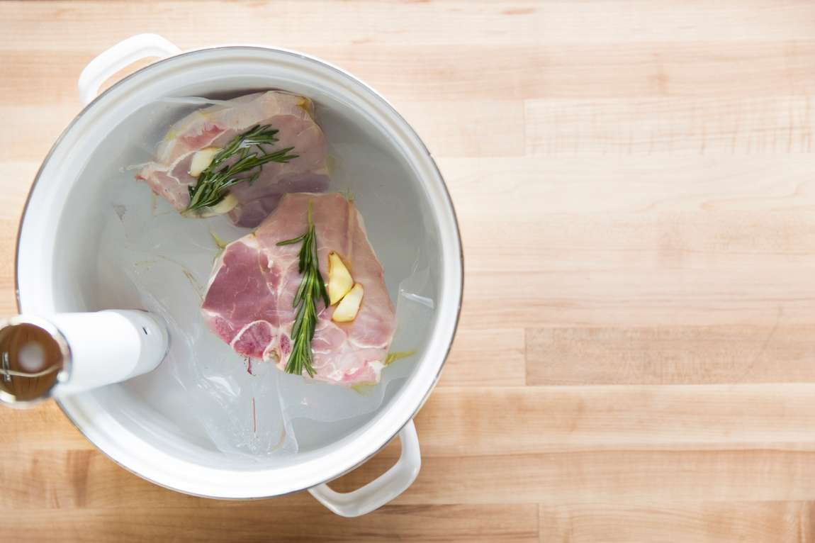 You Can Cook Frozen Food Sous Vide Without Defrosting Heres How