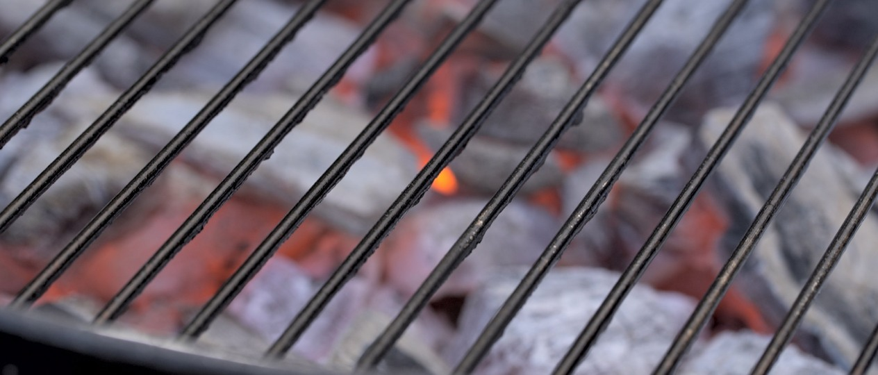 Tips & Tricks: Season Your Grill So Food Won't Stick