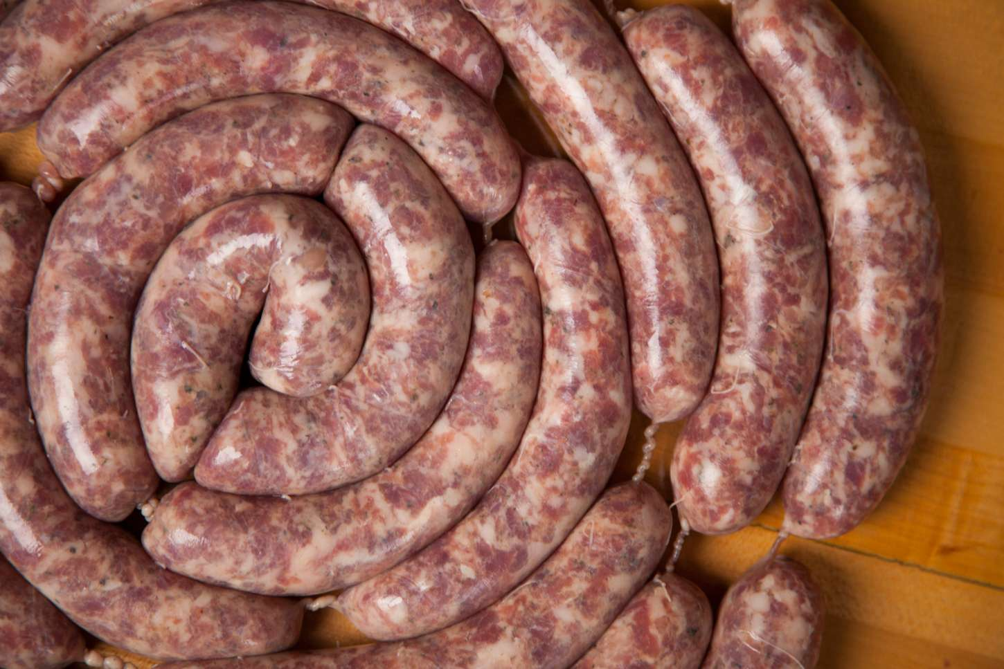 Homemade Sausage: Like a Master, With a Master