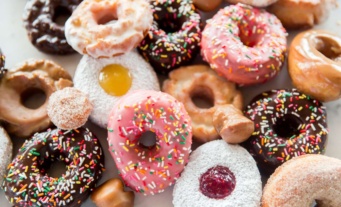 How to Make Bulletproof Fluffy Yeasted Doughnuts at Home | Recipe ...