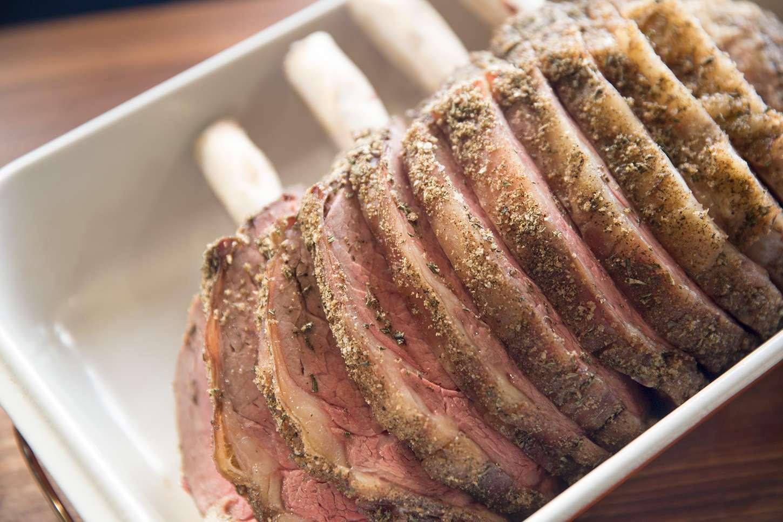 Bone In Standing Rib Roast Recipe