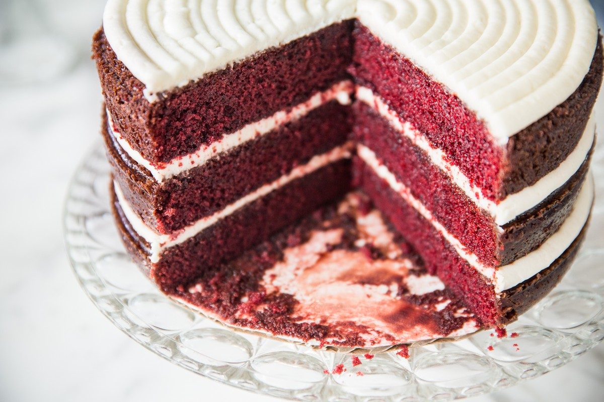 Is Red Velvet Cake Just Dyed Chocolate Cake