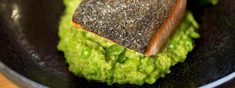 green pea mash recipe chefsteps