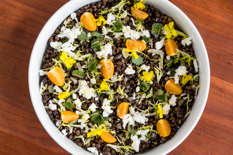 No Fail Beluga Lentils Sous Vide Recipe Chefsteps