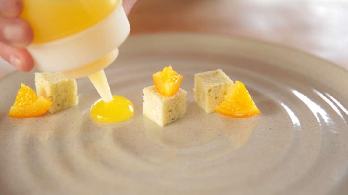 Fresh orange fluid gel recipe chefsteps tip forumfinder Image collections