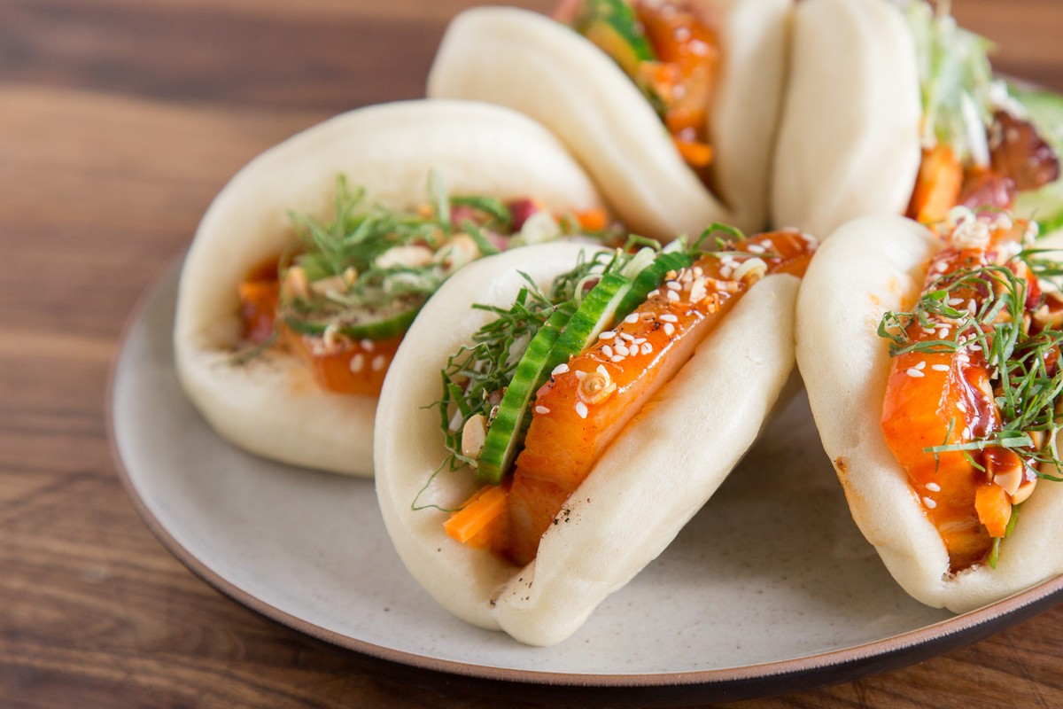 Soft Airy Chinese Steamed Buns Simplified Recipe
