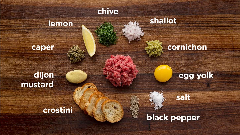 Classic Steak Tartare | Recipe | ChefSteps