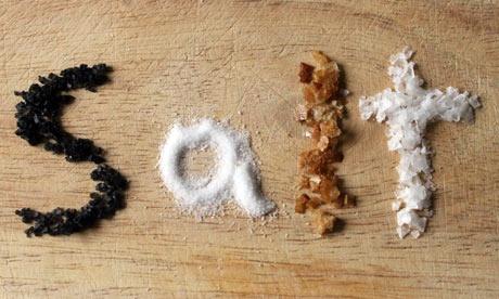 Salt - Ingredient   ChefSteps