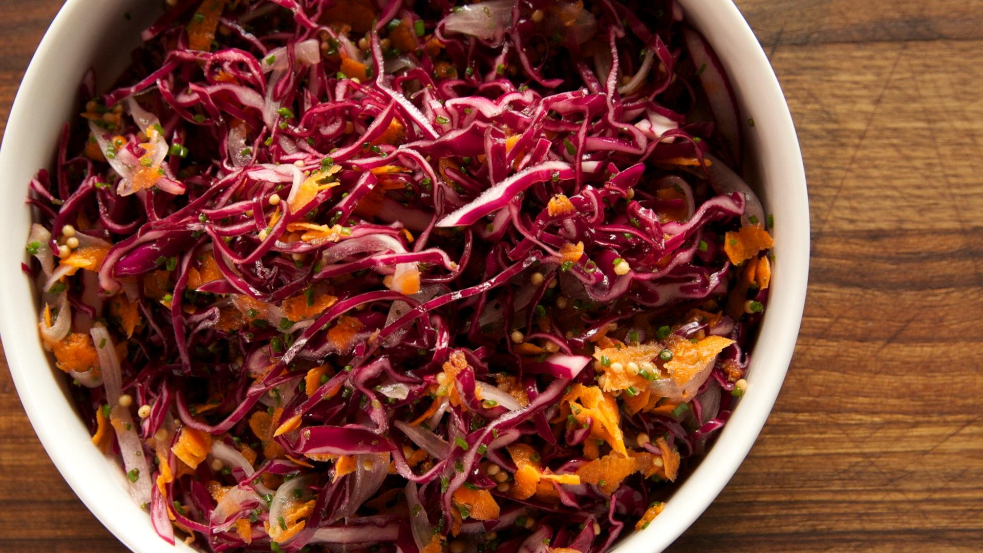 Red Coleslaw Recipe Chefsteps