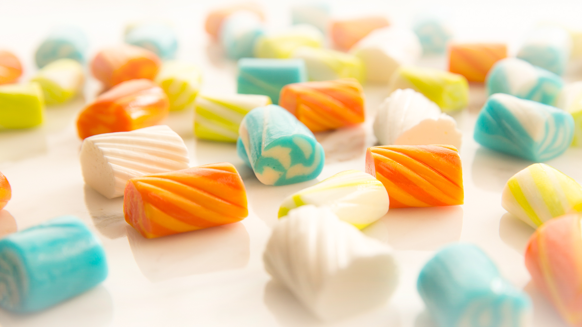 Starburst-Style Chewy Candy