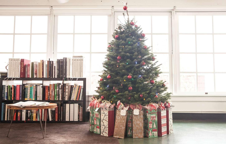 Miley Cyrus Wrecking Ball Christmas Ornament.Chefsteps Christmas Tree 001