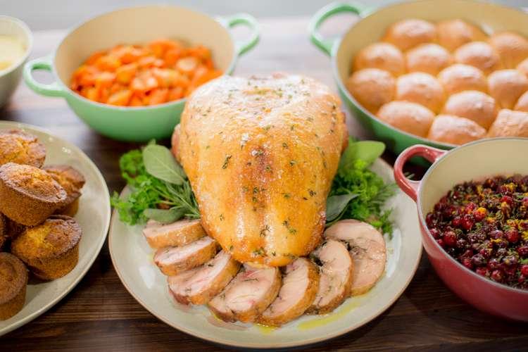 Thanksgiving Chefsteps