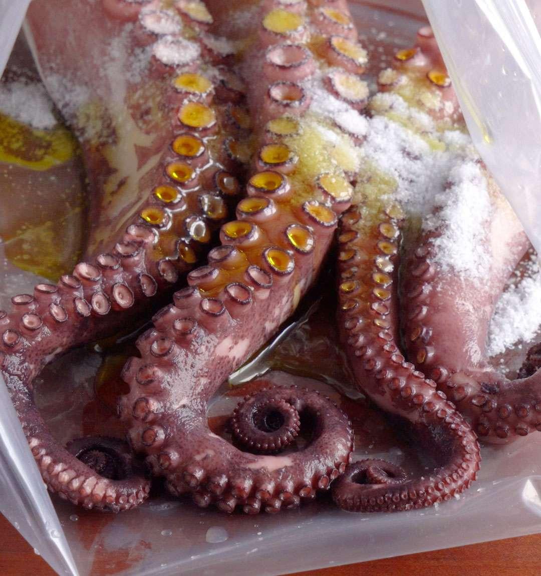 tender silky sous vide octopus sous vide recipe chefsteps